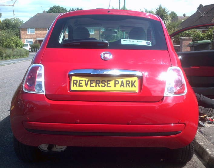 parking sensors hampshire